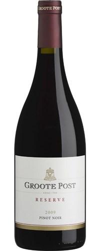 Groote Post Reserve Pinot Noir 2009