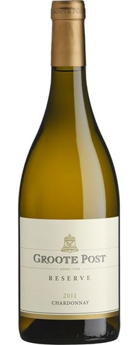 Groote Post Reserve Chardonnay 2011