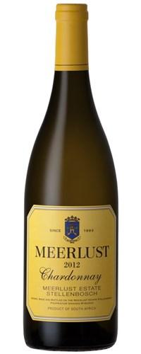 Meerlust Chardonnay 2012