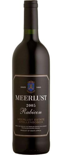 Meerlust Rubicon 2005 (Magnum)