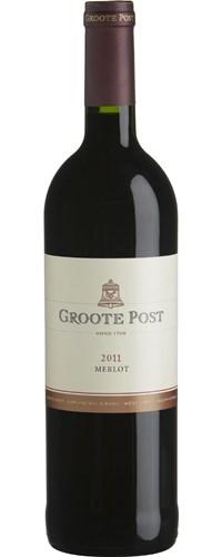 Groote Post Merlot 2011