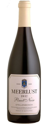 Meerlust Pinot Noir 2011