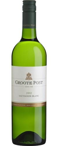 Groote Post Sauvignon Blanc 2012
