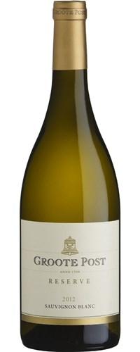 Groote Post Reserve Sauvignon Blanc 2012