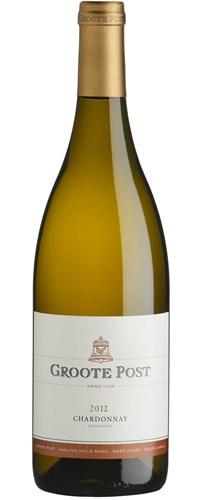 Groote Post Unwooded Chardonnay 2012