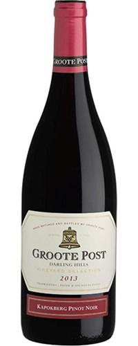 Groote Post Kapokberg Pinot Noir 2012