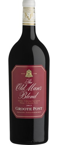 Groote Post The Old Mans Blend Red 2013 1.5L Magnum