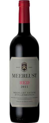 Meerlust Red 2011
