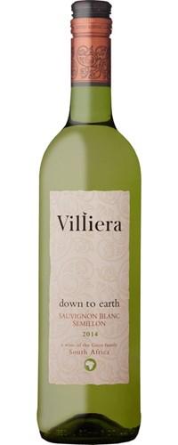 Villiera Down to Earth White 2014
