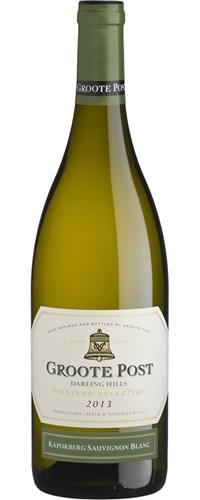 Groote Post Kapokberg Sauvignon Blanc 2013