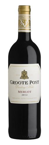 Groote Post Merlot 2012