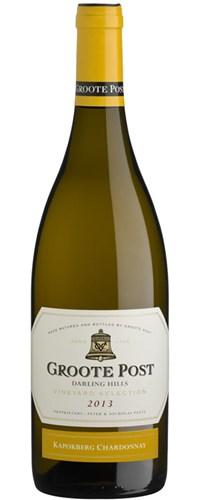 Groote Post Kapokberg Chardonnay 2013