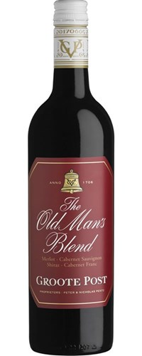 Groote Post The Old Mans Blend Red 2014