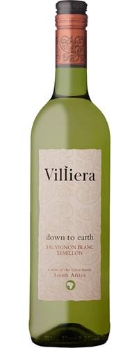 Villiera Down to Earth White 2015