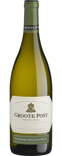 Groote Post Kapokberg Sauvignon Blanc 2015 - SOLD OUT