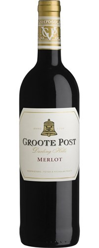 Groote Post Merlot 2014 - SOLD OUT