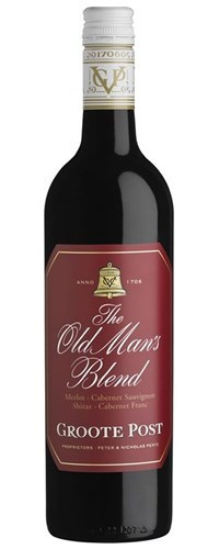 Groote Post The Old Man's Blend Red 2015