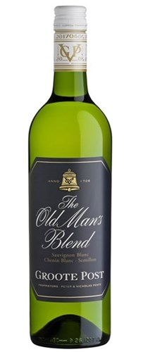 Groote Post The Old Man's Blend White 2016