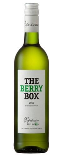 Edgebaston The Berry Box White 2016