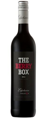 Edgebaston The Berry Box Red 2014