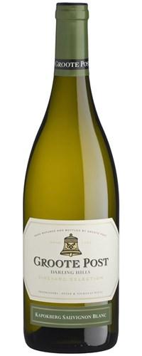 Groote Post Kapokberg Sauvignon Blanc 2017 [Discontinued]