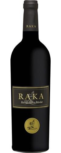 Raka Barrel Select Merlot 2016