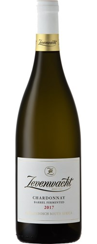 Zevenwacht Barrel Fermented Chardonnay 2017