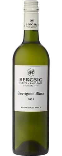 Bergsig Sauvignon Blanc 2018