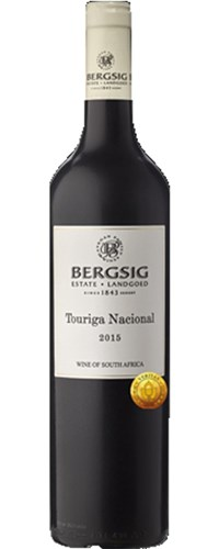 Bergsig Touriga Nacional 2015