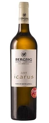 Bergsig Icarus White 2015