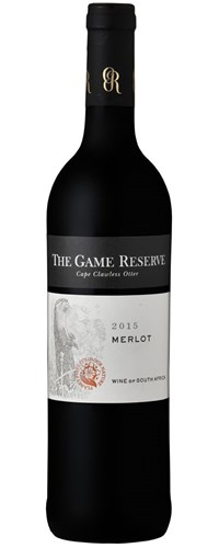 The Game Reserve Merlot 2015