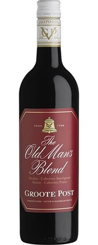 Groote Post The Old Man's Blend Red 2018