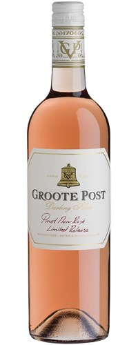 Groote Post Limited Release Pinot Noir Rosé 2019