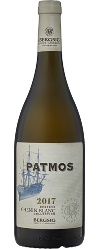 Lategan Patmos Chenin Blanc Reserve 2017