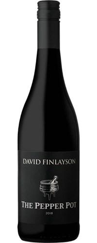 David Finlayson The Pepper Pot 2018