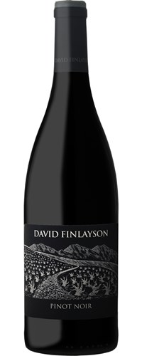David Finlayson Pinot Noir 2018
