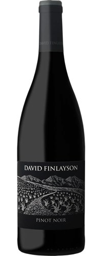 David Finlayson Pinot Noir 2019