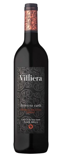 Villiera Down to Earth Red 2019