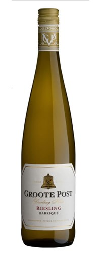 Groote Post Barrique Riesling 2017