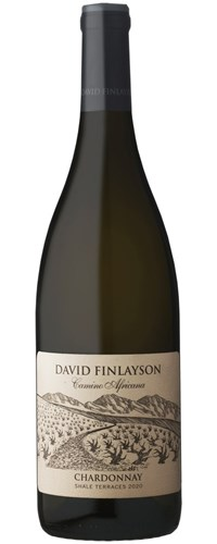 David Finlayson Camino Africana Shale Terraces Chardonnay (Limited Release) 2020