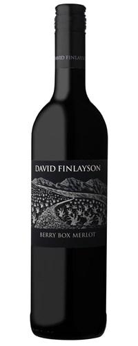 David Finlayson The Berry Box Merlot 2020