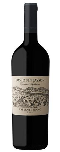 David Finlayson Camino Africana Cabernet Franc 2019