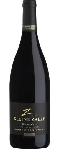 Kleine Zalze Vineyard Selection Pinot Noir 2008