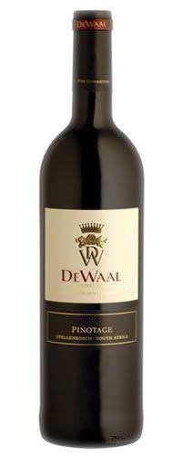 DeWaal Pinotage 2001
