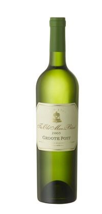 Groote Post The Old Man's Blend White 2005
