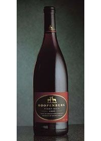 Hoopenburg Pinot Noir 1999