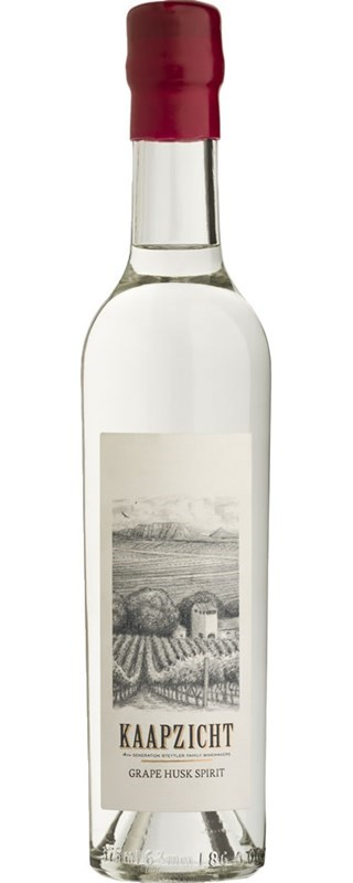 Kaapzicht Grape Husk Brandy (Grappa)375ml