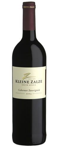 Kleine Zalze Cellar Selection Cabernet Sauvignon 2004