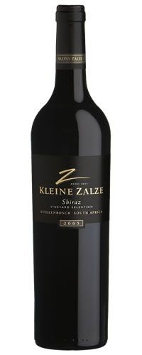 Kleine Zalze Vineyard Selection Barrel Matured Shiraz 2005