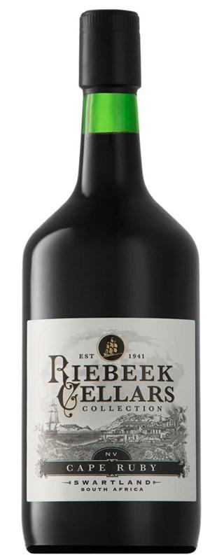 Riebeek Cellars Cape Ruby Nv Wine Co Za